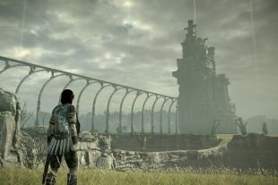 El trabajo detrás del remake de Shadow of the Colossus