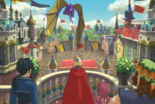 Ni No Kuni II Revenant Kingdom presenta un nuevo gameplay