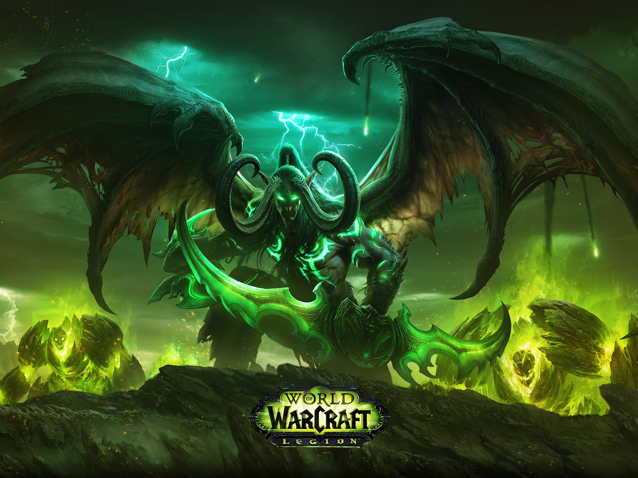 Blizzard anuncia World Of Warcraft: Legion