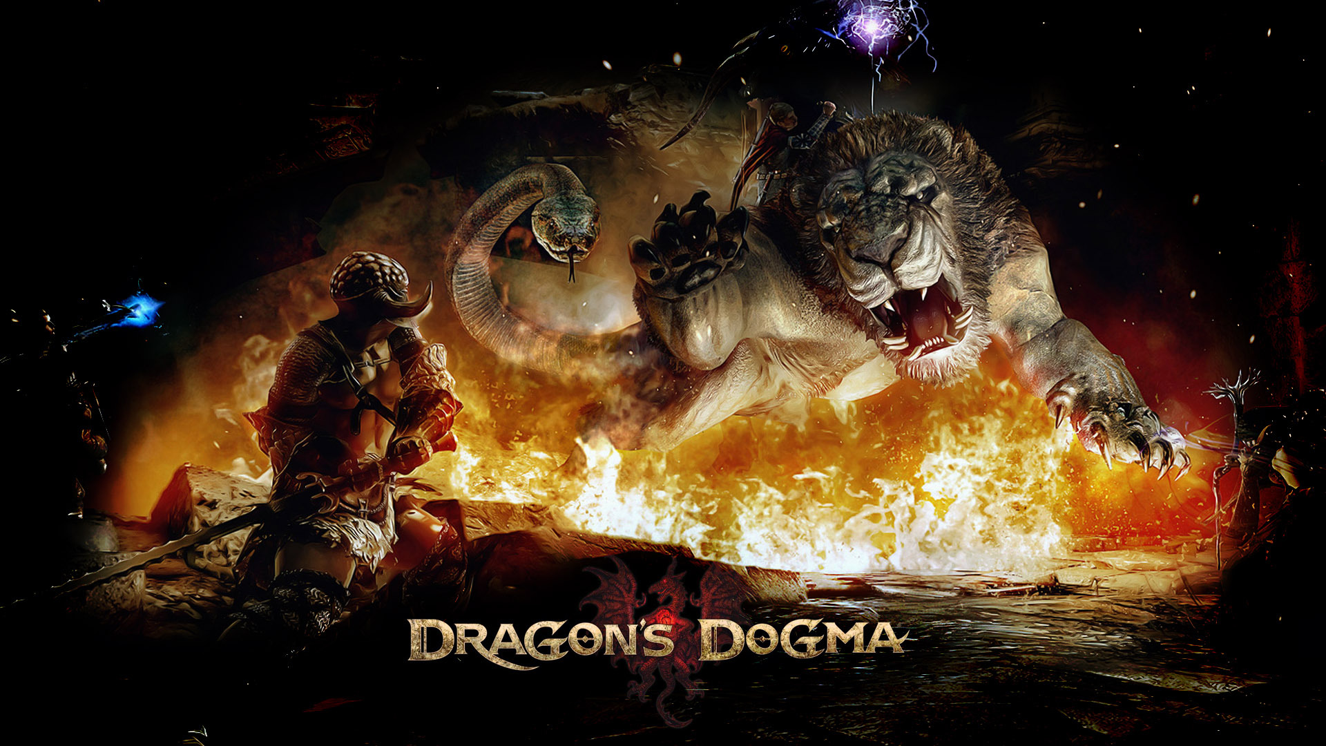 Dragon's Dogma Dark Arisen debuta en PC