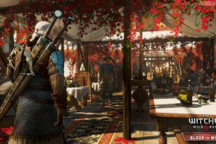 The Witcher 3 Blood and Wine muestra nuevas imágenes