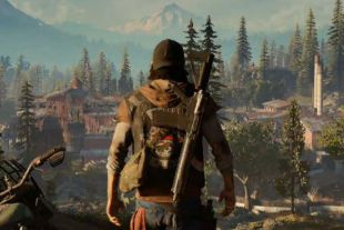Days Gone para PlayStation 4 ya tiene su portada oficial