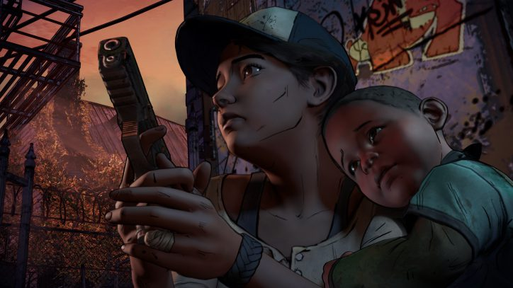 The Walking Dead de Telltale Games regresa a Steam