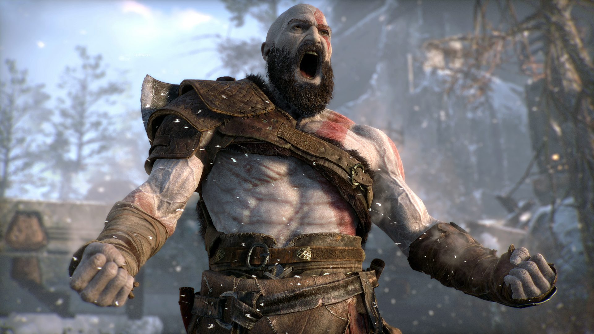 God of War correrá a 60FPS en PS5. Función de transferencia de datos confirmada.