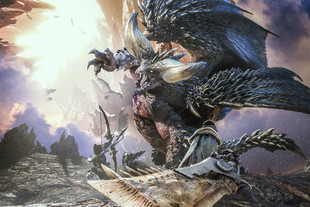 Monster Hunter World seguirá añadiendo monstruos tras su salida