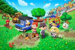Animal Crossing: Pocket Camp anuncia su fecha de lanzamiento