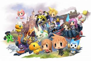 Anunciado World of Final Fantasy: Meli-Melo para iOS y Android