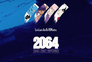 Ya disponible 2064: Read Only Memories para PlayStation Vita
