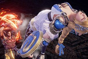 Soul Calibur VI presenta diez minutos de gameplay