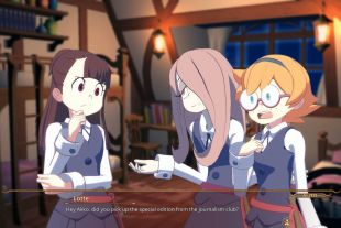 Little Witch Academia: Chamber of Time llegará el 15 de mayo