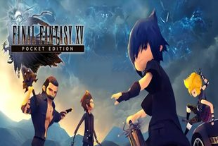 Final Fantasy XV Pocket Edition ya está disponible