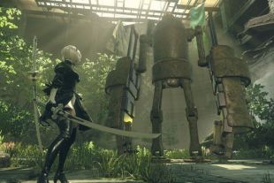 ESRB lista NieR: Automata Game of the YoRHa Edition para PS4 y PC