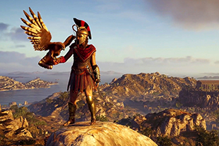 E3 2018: Assassin's Creed Odyssey, el fan se rinde ante Esparta