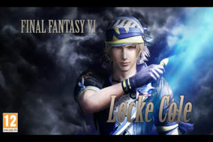 Locke Cole se une a Dissidia Final Fantasy NT