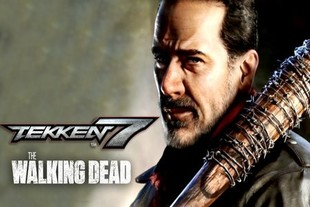 Primer vistazo a Negan de The Walking Dead en Tekken 7