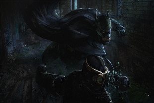 Podrían haberse filtrado posibles artworks de Batman: Court of Owls
