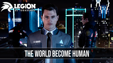The World Become Human