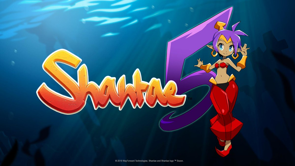 Anunciado Shantae 5 para consolas, PC y dispositivos Apple