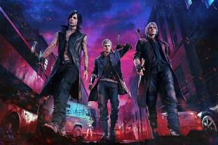 Devil May Cry 5 alcanza las 2 millones de copias distribuidas