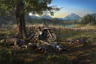 Days Gone presenta un trailer de lanzamiento centrado en el gameplay