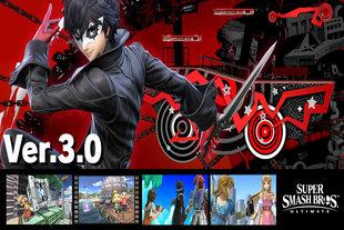 Joker de Persona 5 llegará a Super Smash Bros Ultimate el 18 de abril