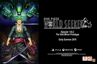One Piece: World Seeker nos presenta su primer DLC