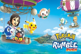 Pokemon Rumble Rush ya está disponible en dispositivos Android