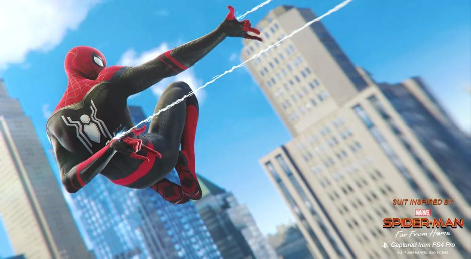 Marvel's Spider-Man supera las 13 millones de copias vendidas