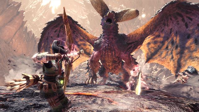 Monster Hunter: World acumula ya más de 13 millones de copias vendidas