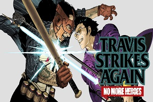 Travis Strike Again: No More Heroes para PS4 aparece listado en Corea