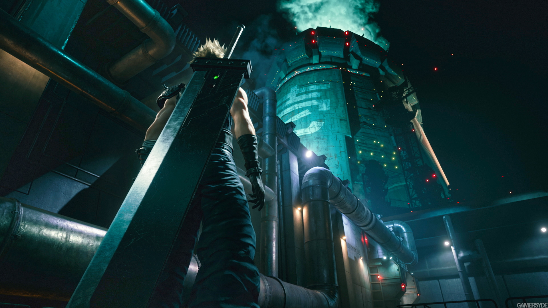 The Game Awards 2019: Final Fantasy VII Remake muestra un nuevo tráiler