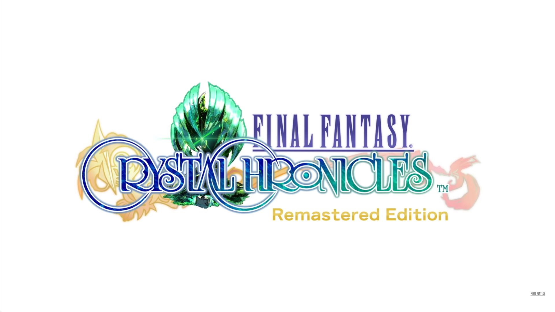Ya tenemos fecha para Final Fantasy Crystal Chronicles Remastered Edition: 23 de enero
