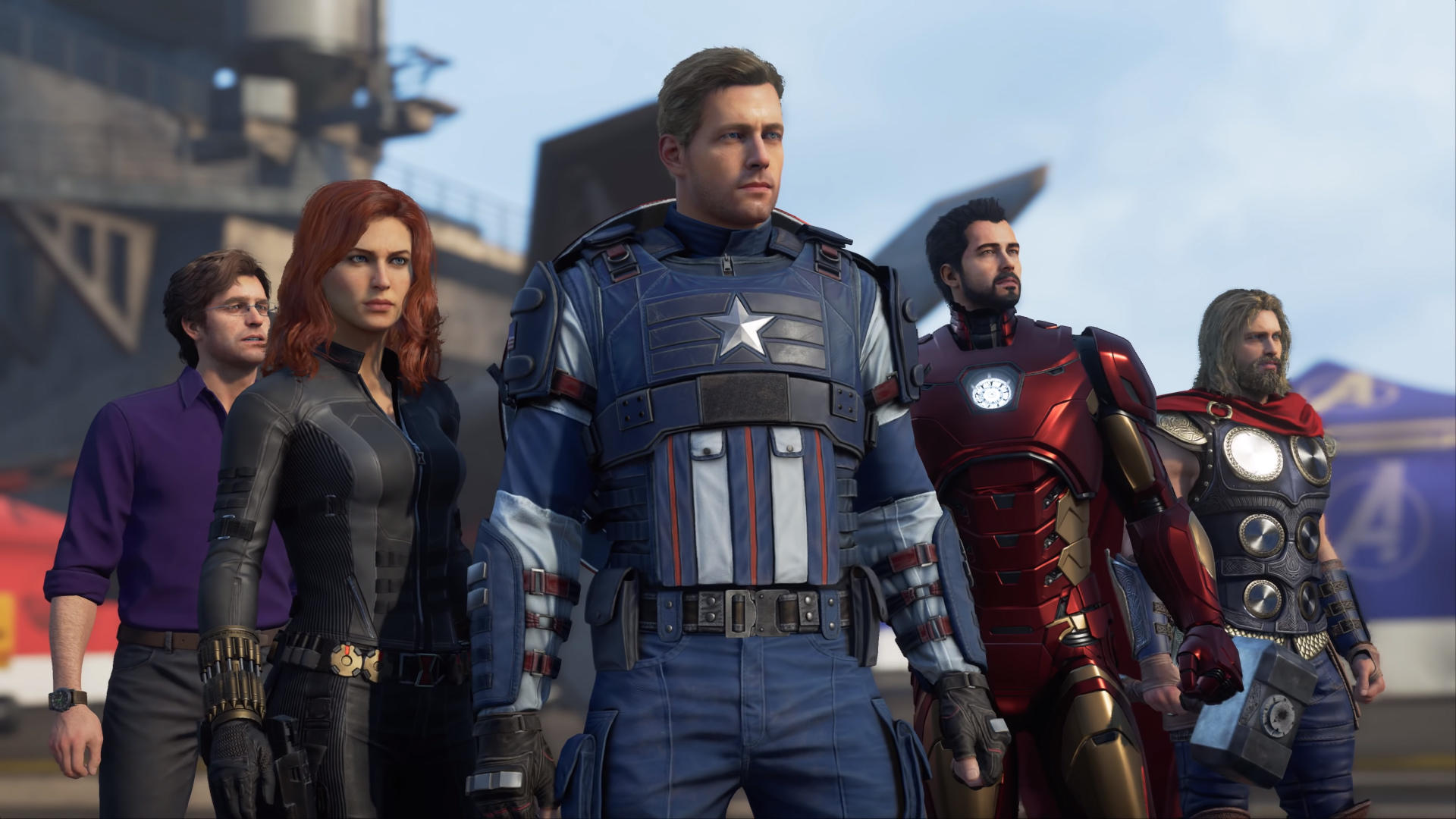 TGS 2019: Marvel's Avengers no incluirá «simples 're-skins'»
