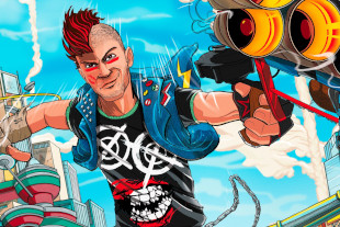 Sunset Overdrive pasa a ser propiedad de PlayStation