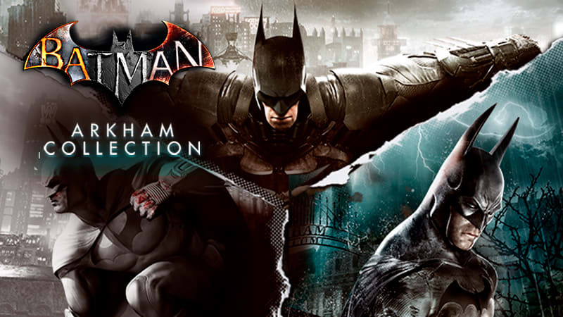 Batman: Arkham Collection y la trilogía de LEGO Batman, gratis en Epic Games Store durante esta semana