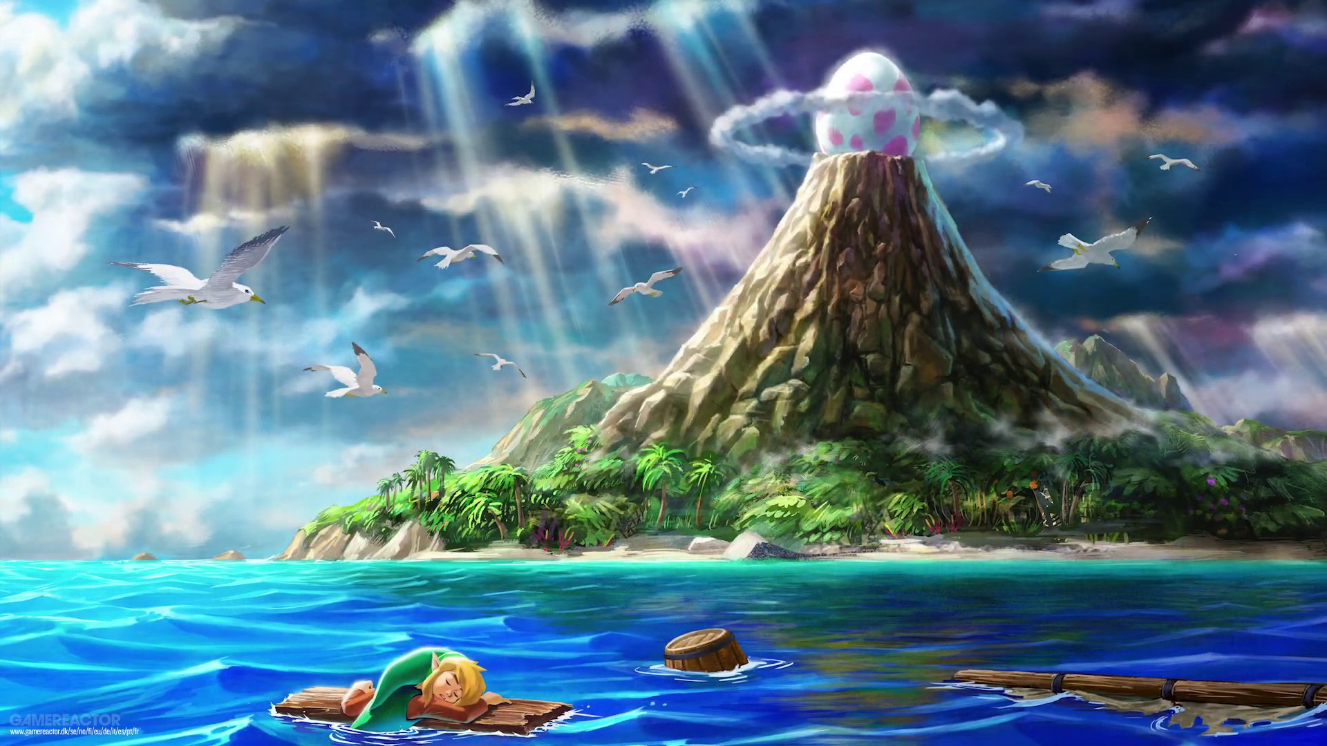 The Legend of Zelda: Link's Awakening lanza un nuevo trailer