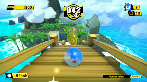 Sonic será un personaje jugable en Super Monkey Ball: Banana Blitz HD