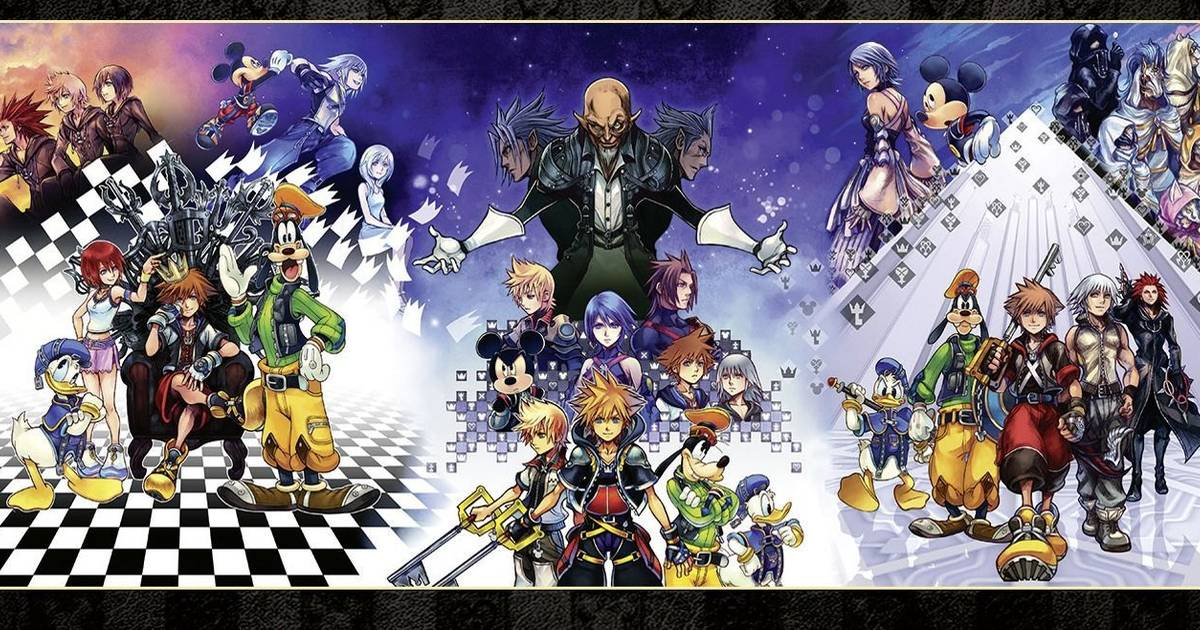 #X019: Kingdom Hearts se expande en Xbox One con sus recopilatorios