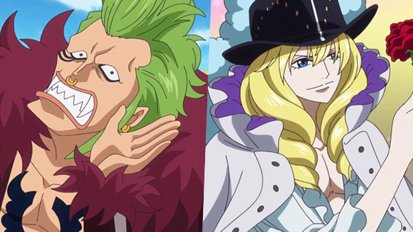 One Piece: Pirate Warriors 4 añade a Bartolomeo y a Cavendish
