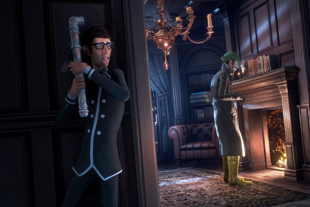 We Happy Few estrena tráiler de su último DLC: We All Fall Down