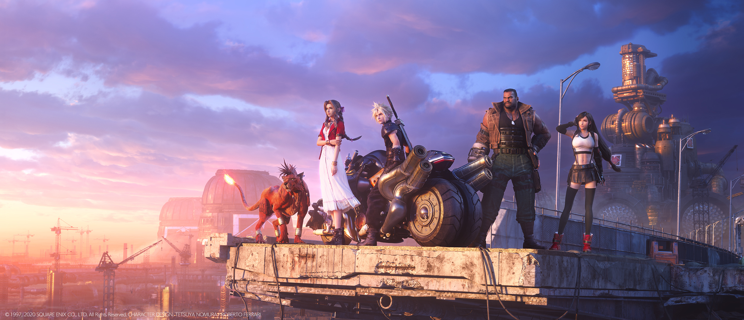 Square Enix confirma Final Fantasy VII Remake y Outriders para la PAX East 2020