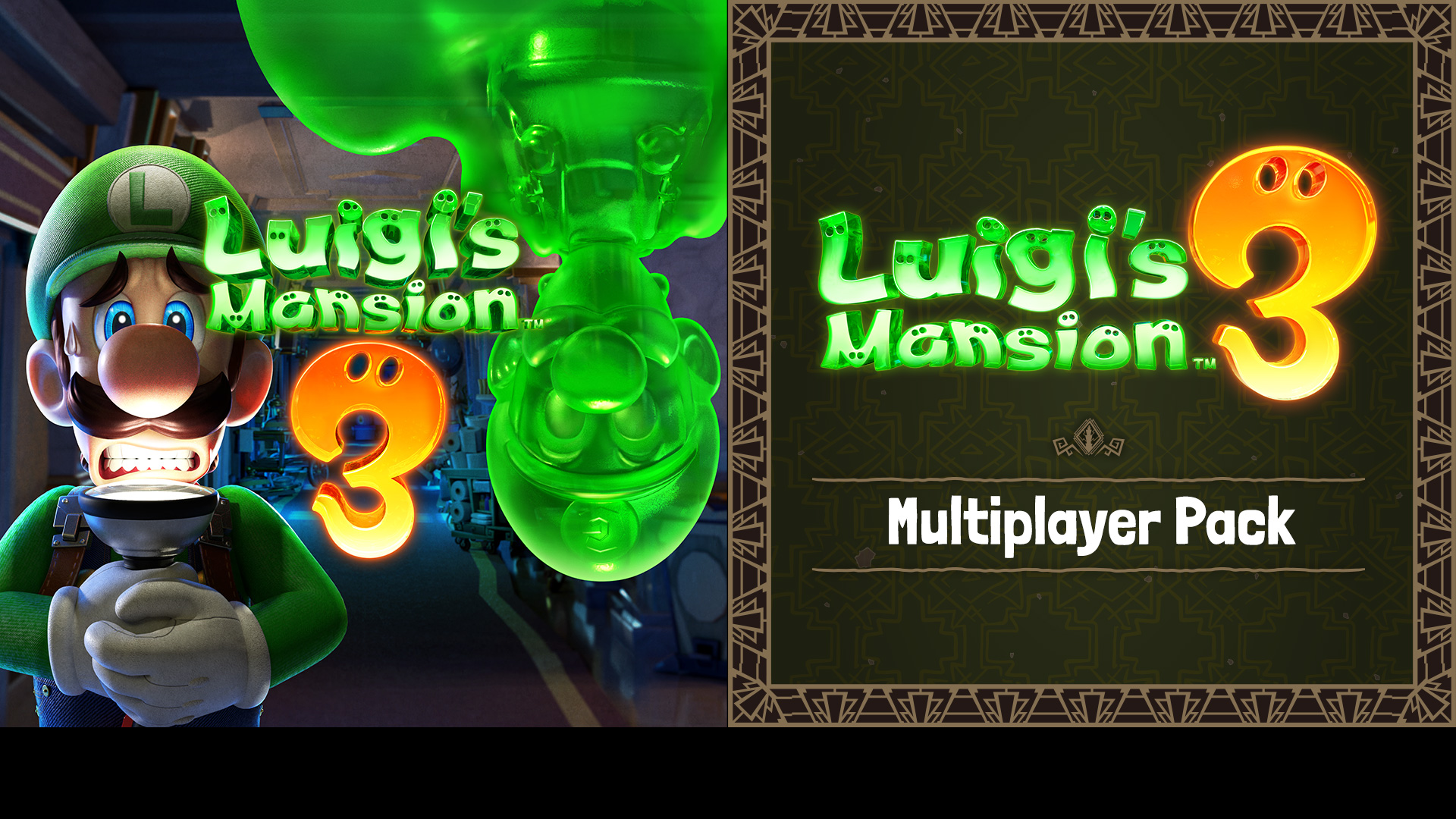 'Multiplayer Pack', el DLC para el multijugador de Luigi's Mansion 3