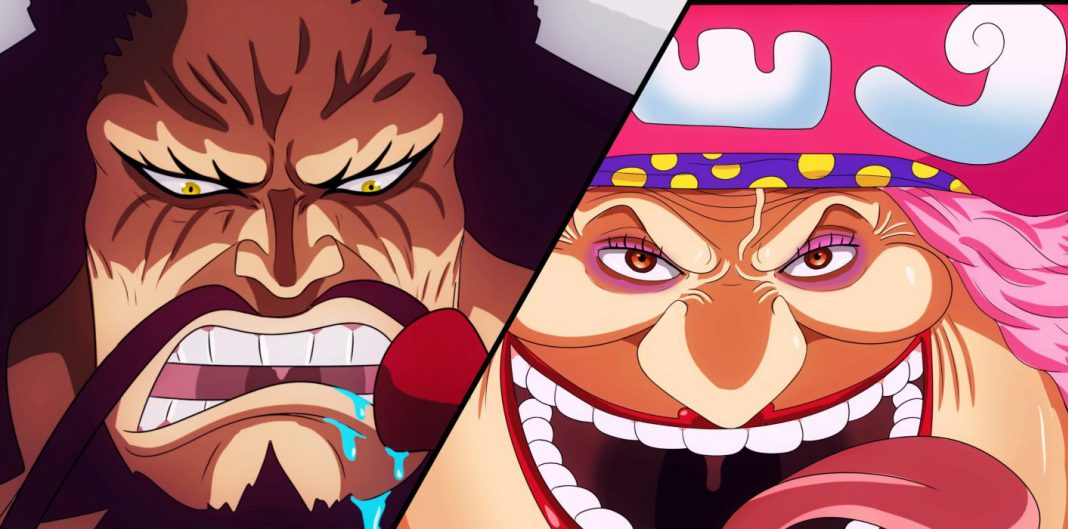 Kaido y Big Mom serán controlables en One Piece: Pirate Warriors 4