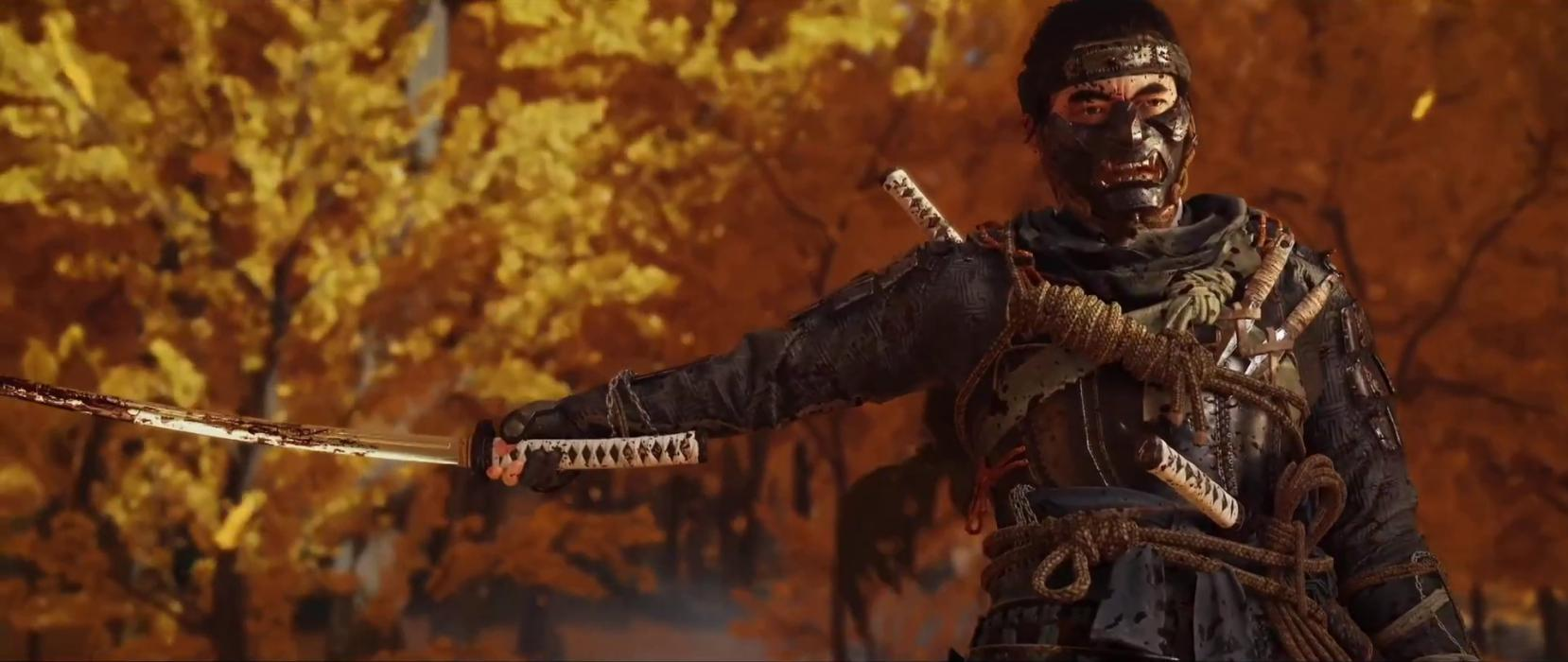 The Game Awards 2019: Ghost of Tsushima saldrá en verano