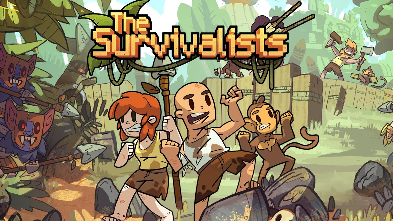 Team17 anuncia The Survivalists para consolas y PC