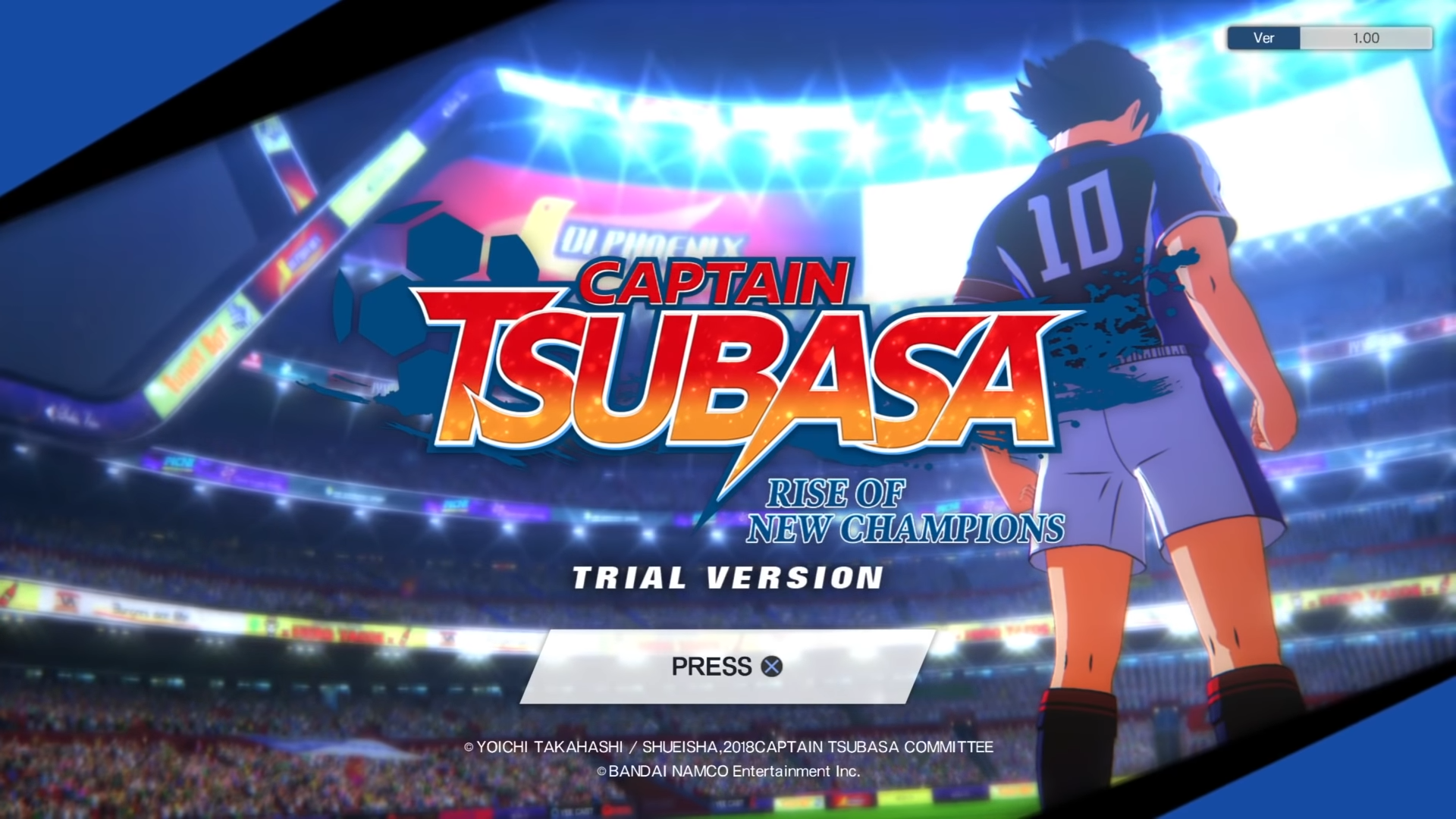 Captain Tsubasa Rise of New Champions estrena gameplay en PS4