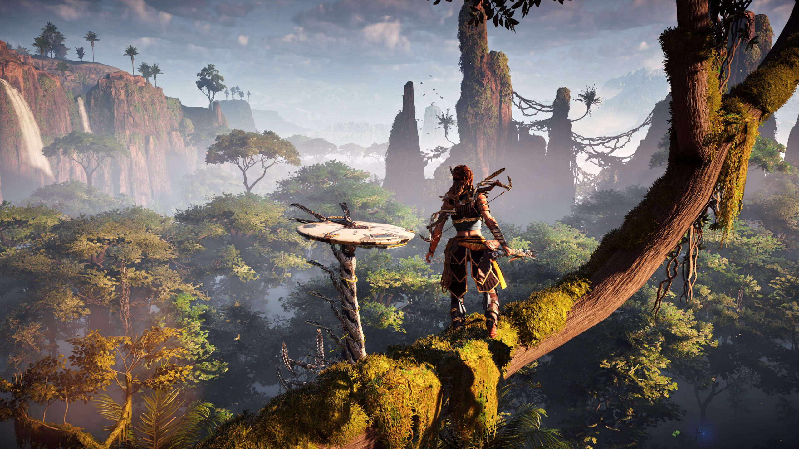 Horizon: Zero Dawn llegará a PC a lo largo de 2020