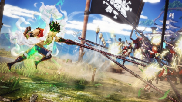 One Piece: Pirate Warriors 4 presenta las misiones cooperativas