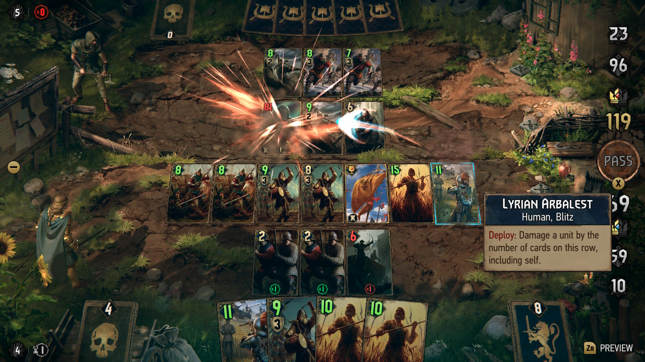 Thronebreaker: The Witcher Tales ya disponible para Switch