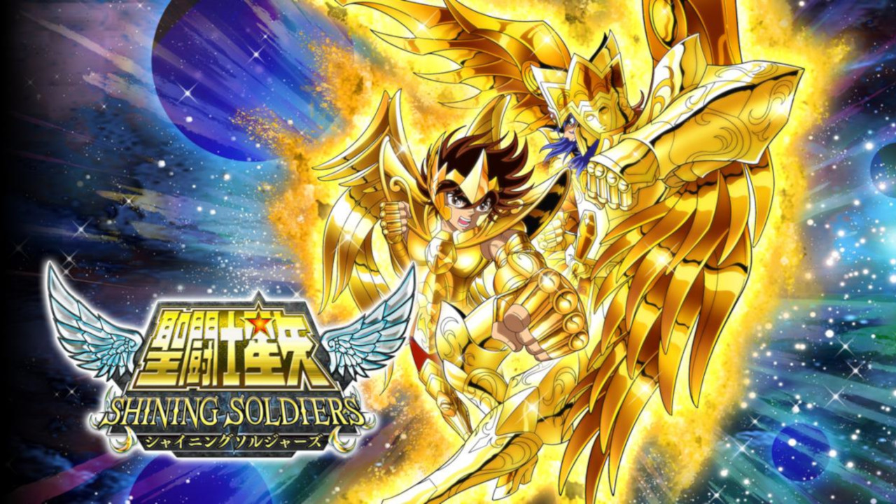 Saint Seiya: Shining Soldiers llegará a Occidente